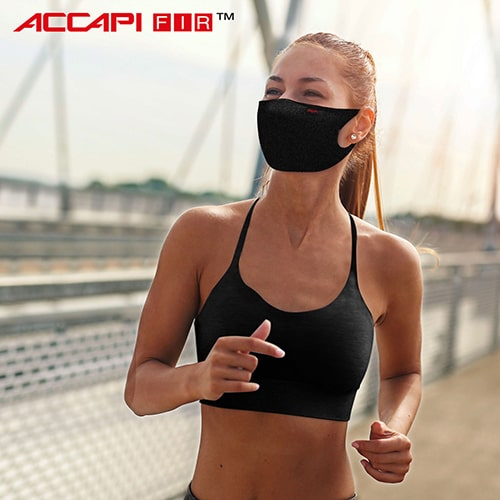 Accapi- Far-Infrared Enercy Mask